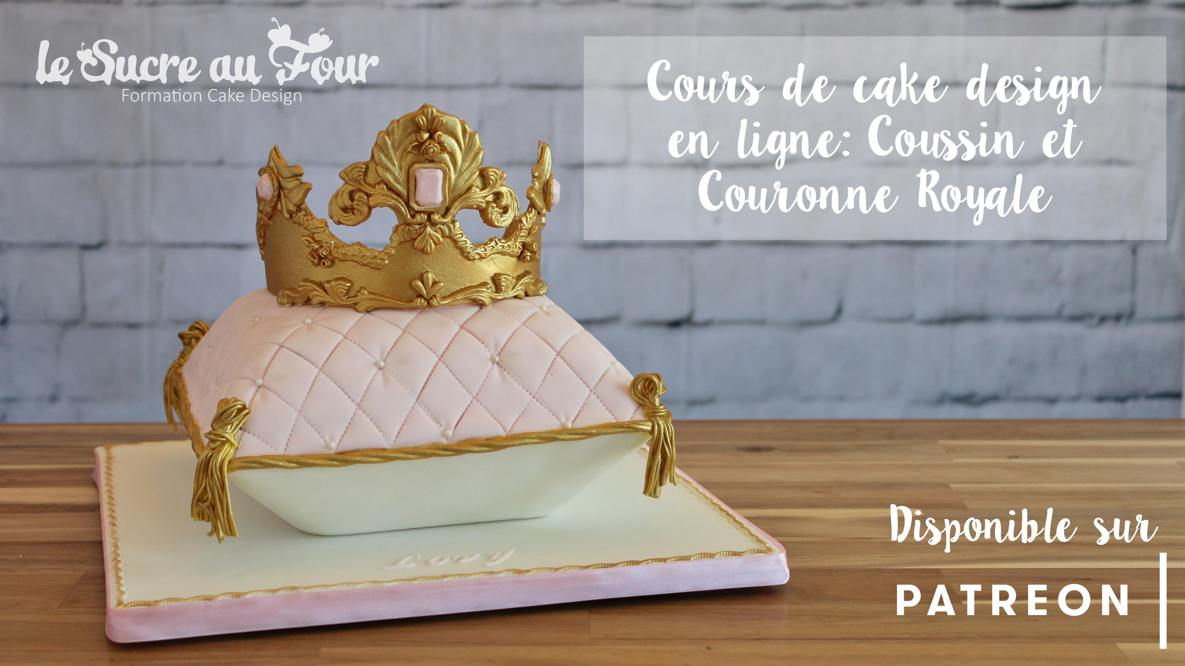 Cours De Cake Design En Ligne Gratuit